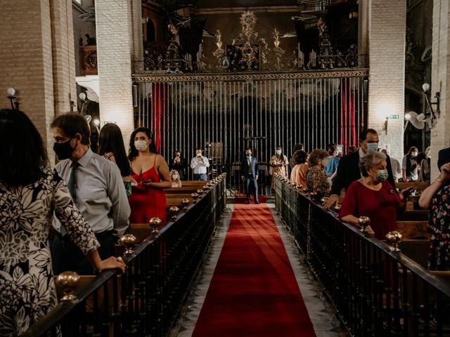 La boda de Fernando y Cristina en Sevilla, Sevilla 59