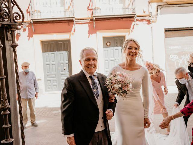La boda de Fernando y Cristina en Sevilla, Sevilla 62