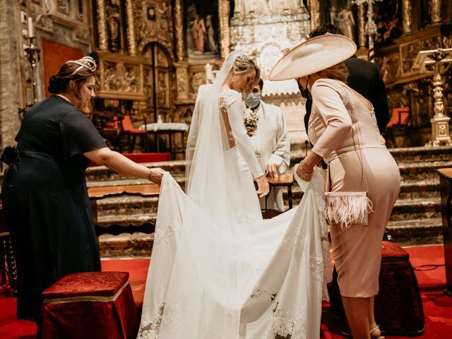 La boda de Fernando y Cristina en Sevilla, Sevilla 69
