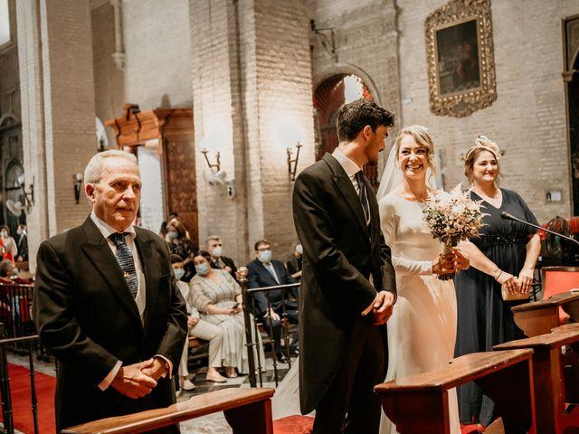 La boda de Fernando y Cristina en Sevilla, Sevilla 71