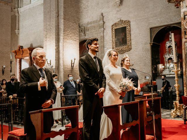 La boda de Fernando y Cristina en Sevilla, Sevilla 72