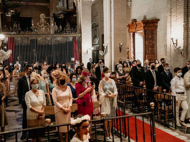 La boda de Fernando y Cristina en Sevilla, Sevilla 73