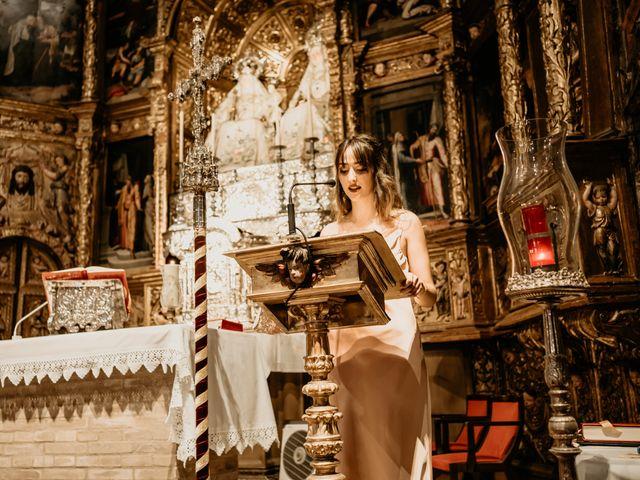 La boda de Fernando y Cristina en Sevilla, Sevilla 74