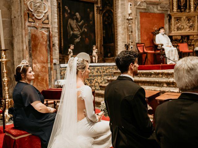 La boda de Fernando y Cristina en Sevilla, Sevilla 75