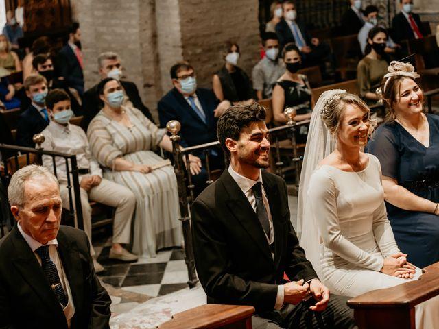 La boda de Fernando y Cristina en Sevilla, Sevilla 78