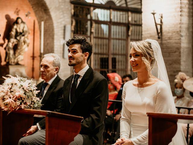 La boda de Fernando y Cristina en Sevilla, Sevilla 80