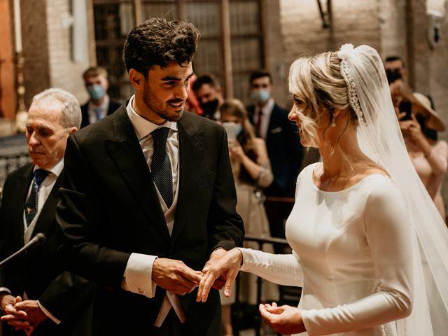 La boda de Fernando y Cristina en Sevilla, Sevilla 83