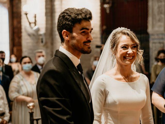La boda de Fernando y Cristina en Sevilla, Sevilla 87