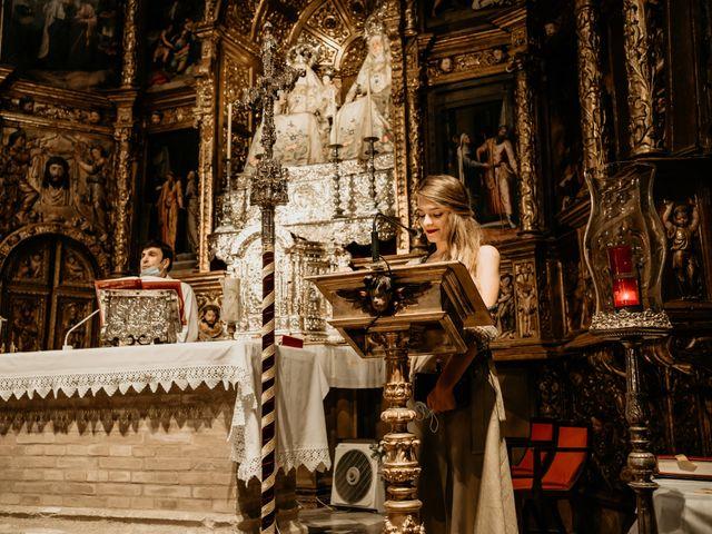 La boda de Fernando y Cristina en Sevilla, Sevilla 89
