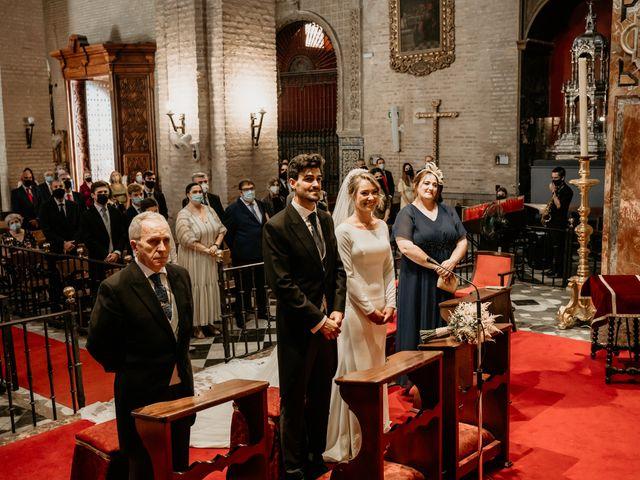 La boda de Fernando y Cristina en Sevilla, Sevilla 90