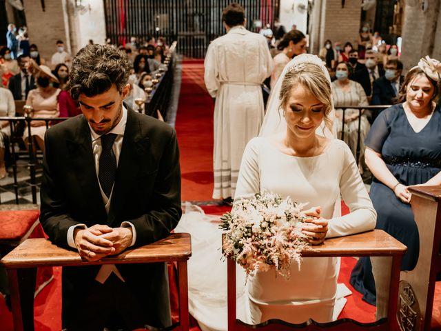 La boda de Fernando y Cristina en Sevilla, Sevilla 93