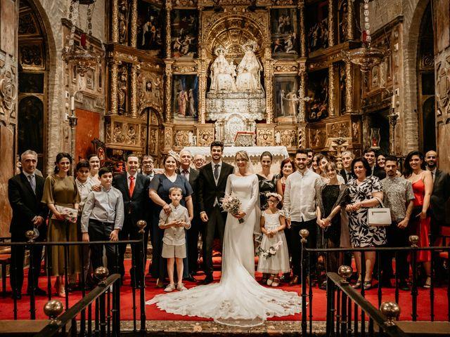La boda de Fernando y Cristina en Sevilla, Sevilla 96