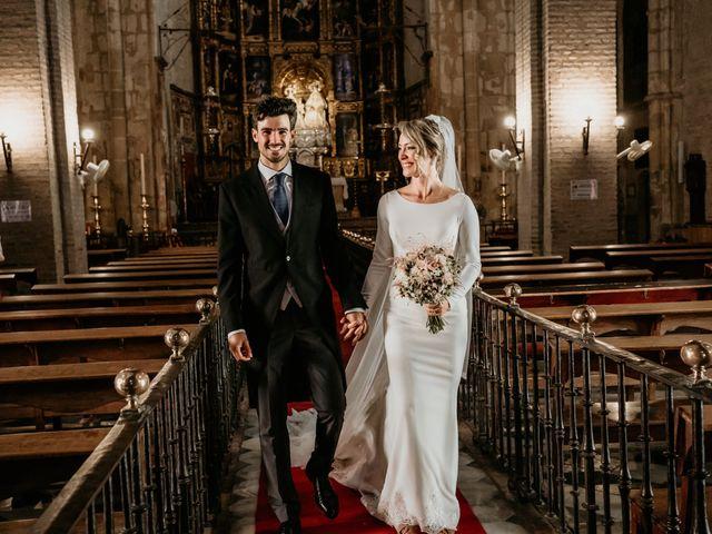 La boda de Fernando y Cristina en Sevilla, Sevilla 97