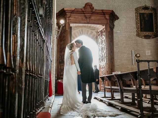 La boda de Fernando y Cristina en Sevilla, Sevilla 98