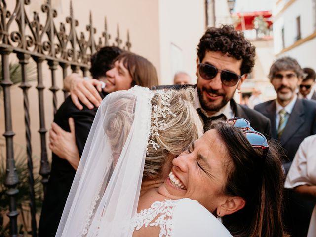 La boda de Fernando y Cristina en Sevilla, Sevilla 102