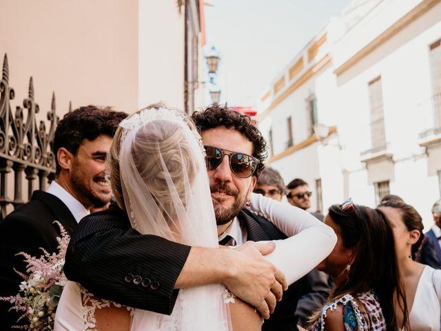 La boda de Fernando y Cristina en Sevilla, Sevilla 103
