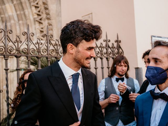 La boda de Fernando y Cristina en Sevilla, Sevilla 106