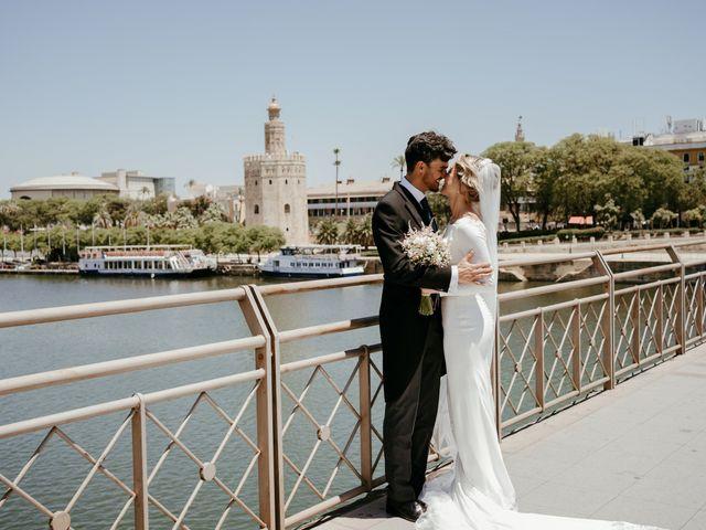 La boda de Fernando y Cristina en Sevilla, Sevilla 108