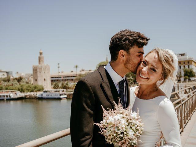 La boda de Fernando y Cristina en Sevilla, Sevilla 110