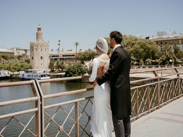 La boda de Fernando y Cristina en Sevilla, Sevilla 112