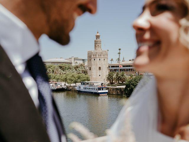 La boda de Fernando y Cristina en Sevilla, Sevilla 113