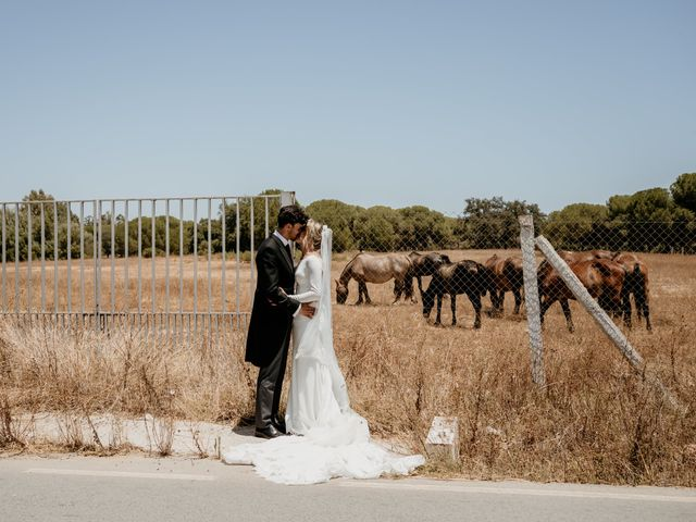 La boda de Fernando y Cristina en Sevilla, Sevilla 114
