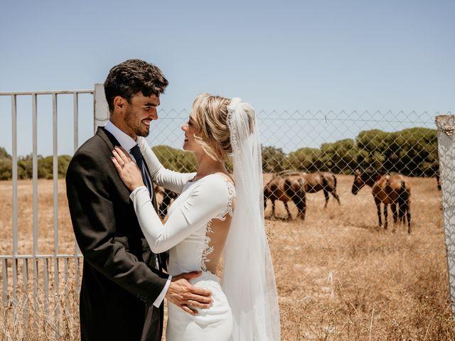 La boda de Fernando y Cristina en Sevilla, Sevilla 115