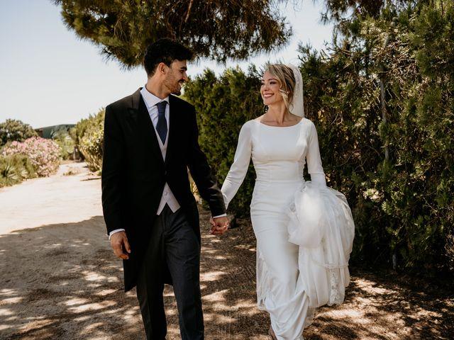 La boda de Fernando y Cristina en Sevilla, Sevilla 116