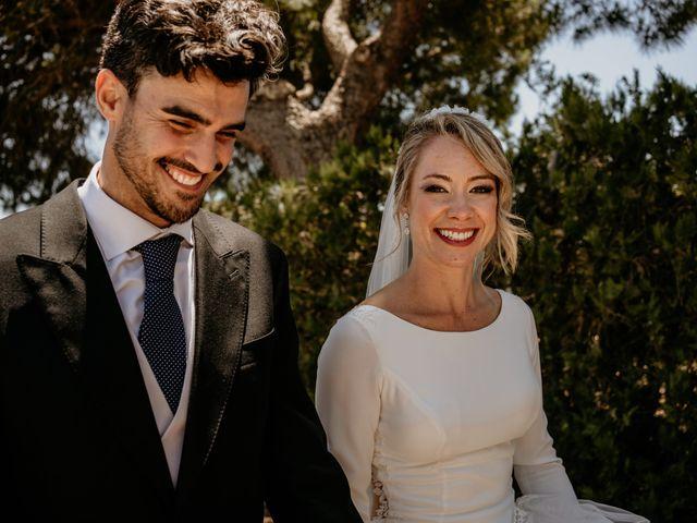 La boda de Fernando y Cristina en Sevilla, Sevilla 117