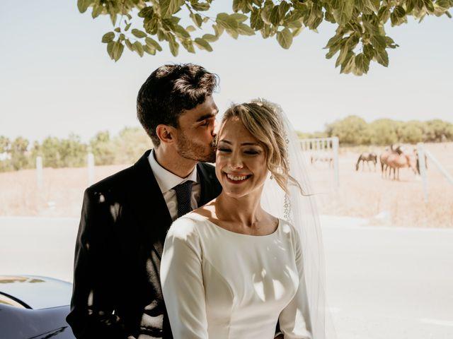 La boda de Fernando y Cristina en Sevilla, Sevilla 119