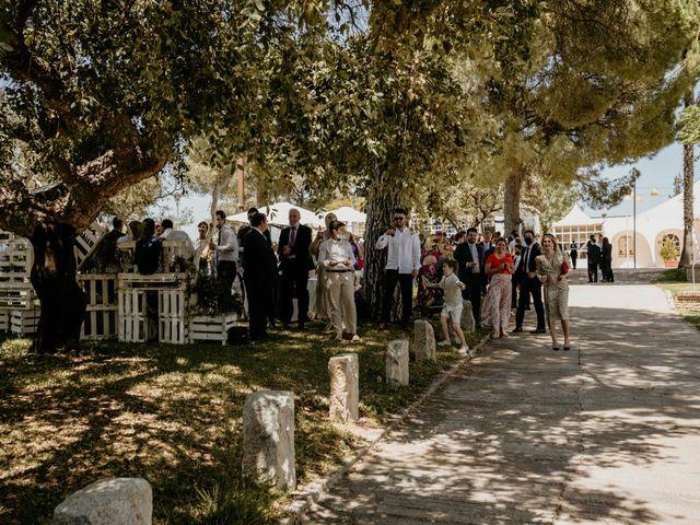 La boda de Fernando y Cristina en Sevilla, Sevilla 121