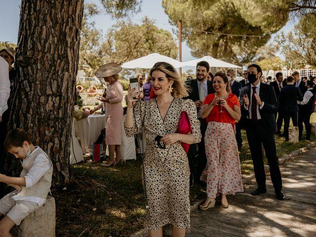 La boda de Fernando y Cristina en Sevilla, Sevilla 122