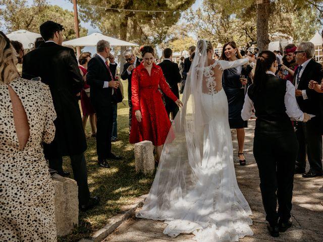 La boda de Fernando y Cristina en Sevilla, Sevilla 124