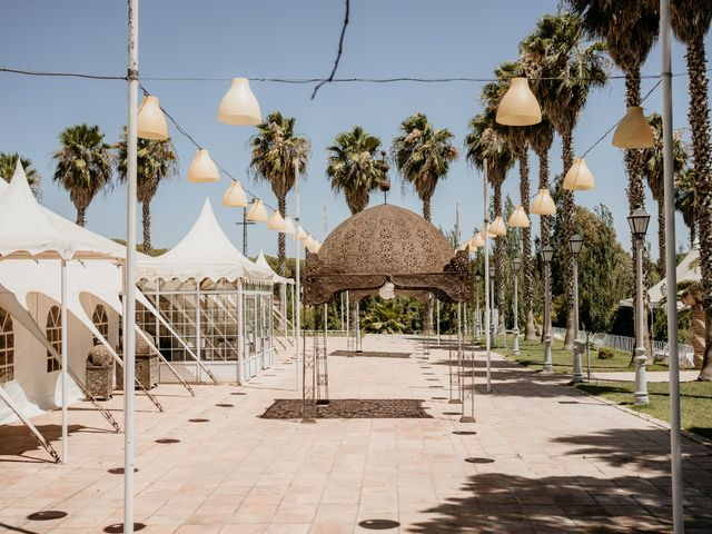 La boda de Fernando y Cristina en Sevilla, Sevilla 127