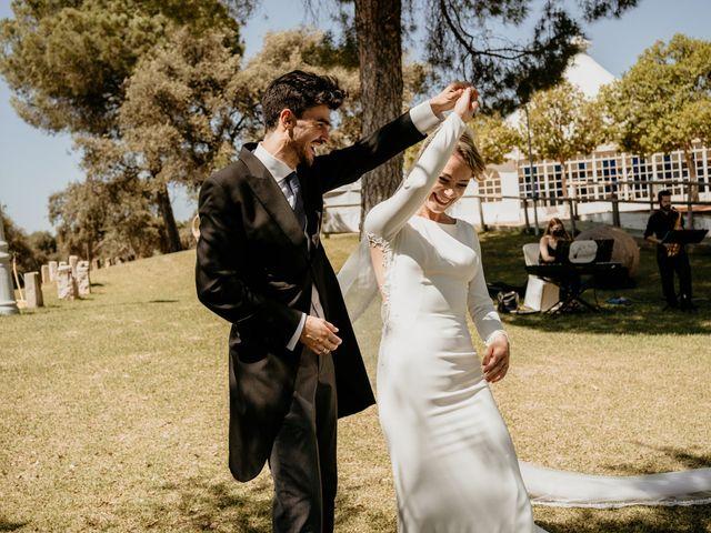 La boda de Fernando y Cristina en Sevilla, Sevilla 154
