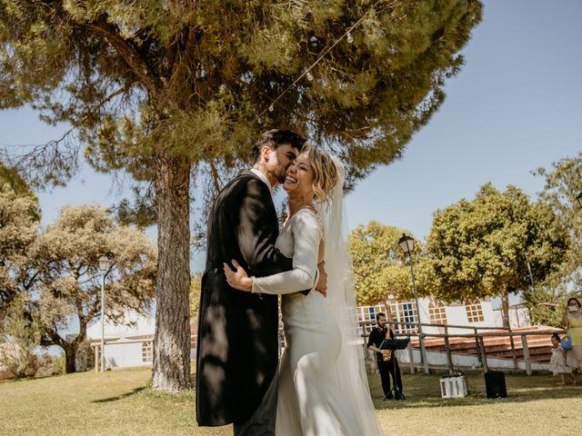 La boda de Fernando y Cristina en Sevilla, Sevilla 155