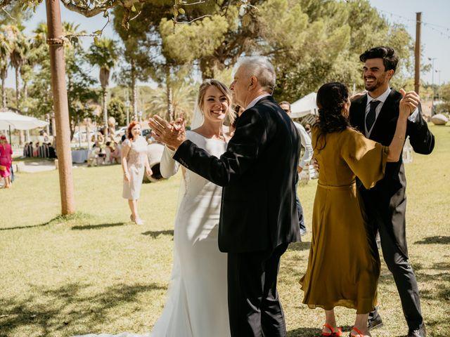 La boda de Fernando y Cristina en Sevilla, Sevilla 156