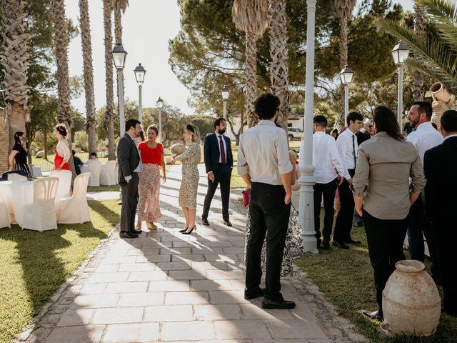 La boda de Fernando y Cristina en Sevilla, Sevilla 180