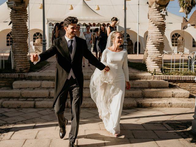 La boda de Fernando y Cristina en Sevilla, Sevilla 181