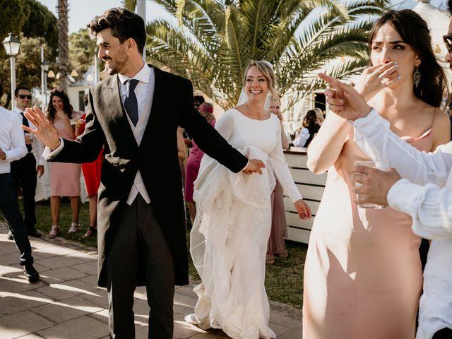 La boda de Fernando y Cristina en Sevilla, Sevilla 182