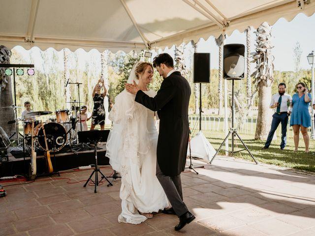 La boda de Fernando y Cristina en Sevilla, Sevilla 184