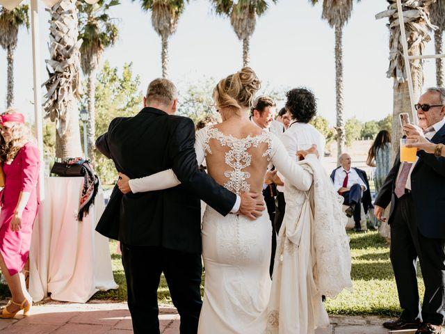 La boda de Fernando y Cristina en Sevilla, Sevilla 195