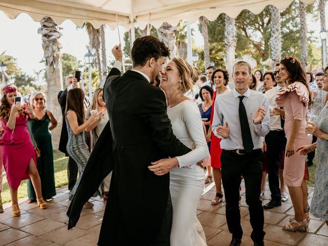La boda de Fernando y Cristina en Sevilla, Sevilla 205
