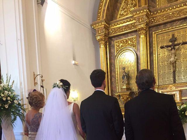 La boda de Fernando y Macarena en Pueblo Benalmadena, Málaga 5