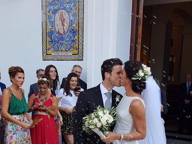 La boda de Fernando y Macarena en Pueblo Benalmadena, Málaga 6