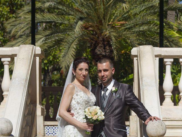 La boda de Jose y Jessica en Elx/elche, Alicante 7
