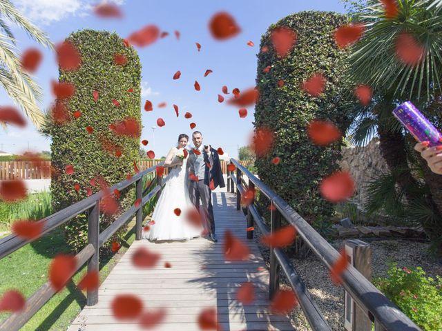 La boda de Jose y Jessica en Elx/elche, Alicante 2