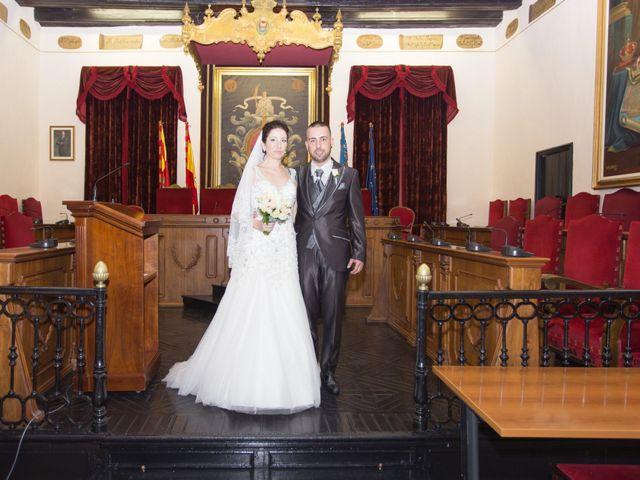 La boda de Jose y Jessica en Elx/elche, Alicante 27