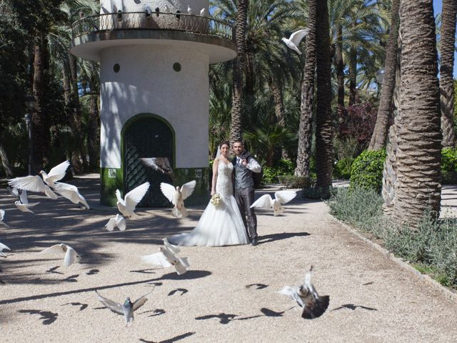La boda de Jose y Jessica en Elx/elche, Alicante 28