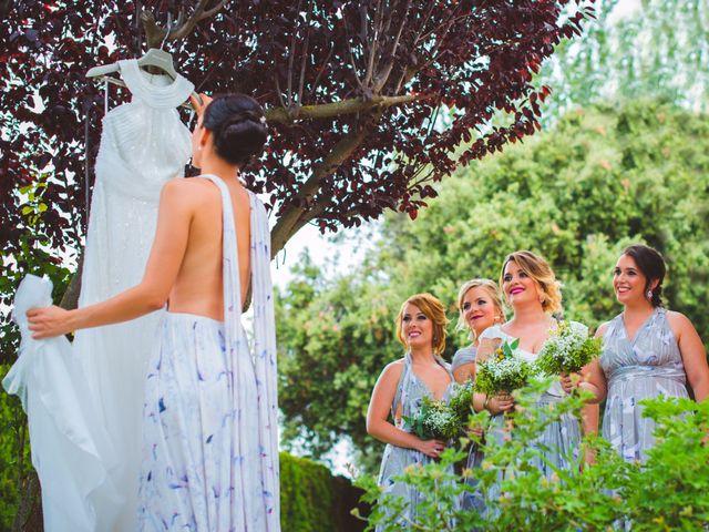 La boda de Alberto y Gloria en Castelló/castellón De La Plana, Castellón 11